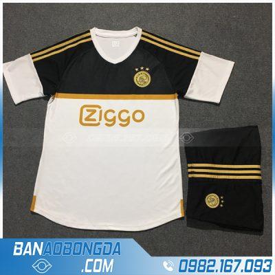 Áo Đấu Ajax 2020 Training 4 Màu Trắng