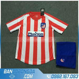 áo bóng đá atletico 2020