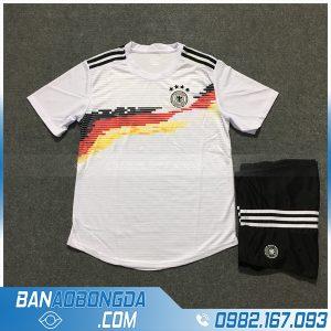 Áo Đấu Đội Tuyển Đức 2020 Training 2 Màu Trắng