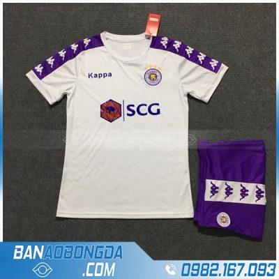 Áo Đấu Hà Nội FC 2020 Màu Trắng