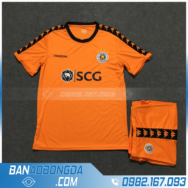 Áo Đấu Hà Nội FC 2020 Training 2 Màu Cam