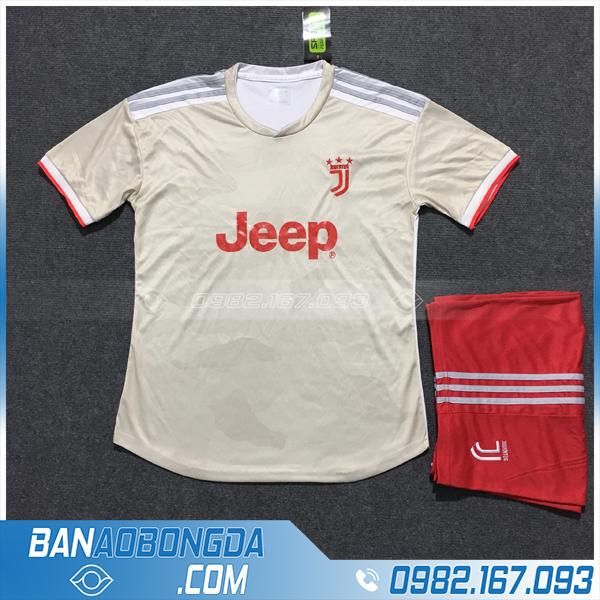 áo bóng đá juventus 2020 sân khách