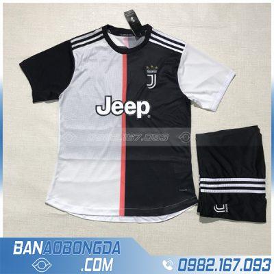 áo bóng đá Juventus 2020 sân nhà