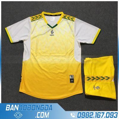 Áo Đấu Không Logo Egan HZDD02 Yoras Màu Vàng