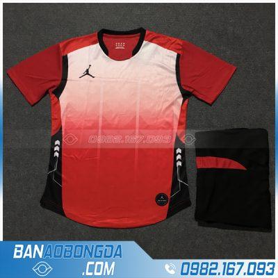 Áo Đấu Không Logo Jodan HZLM01 Lamo Màu Đỏ