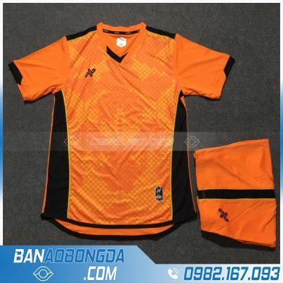 Áo Đấu Không Logo NB HZAM01 Karoo Màu Cam