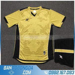 Áo Đấu Không Logo NB HZAM01 Karoo Màu Vàng Đồng