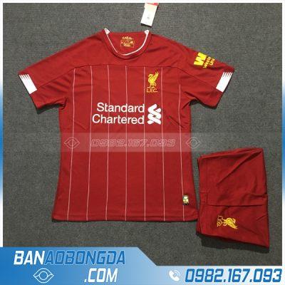 áo bóng đá 3xl liverpool sân nhà màu đỏ đẹp