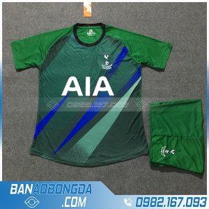 Áo Đấu Tottenham 2020 Training 1 Màu Xanh Rêu
