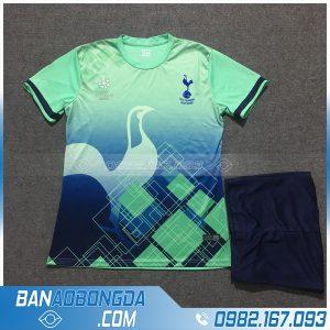 Áo Đấu Tottenham 2020 Training 4 Màu Xanh Ngọc