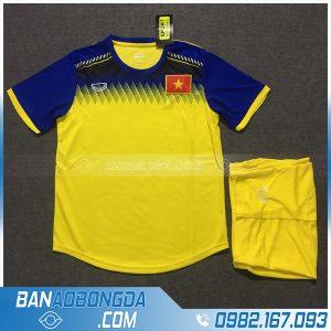 Áo Đấu Đội Tuyển Việt Nam 2020 Training 4 Màu Vàng