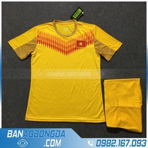 Áo Đấu Đội Tuyển Việt Nam 2020 Training 7 Màu Vàng