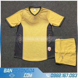 Áo Đấu Không Logo CP HZDD04 Sweet Màu Vàng