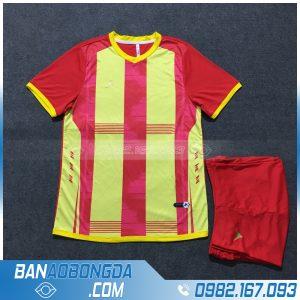 Áo Đấu Không Logo Eureka HZKW01 Fuhlen Màu Đỏ