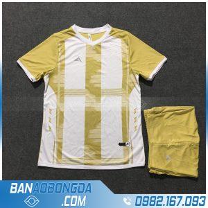 Áo Đấu Không Logo Eureka HZKW01 Fuhlen Màu Vàng Đồng
