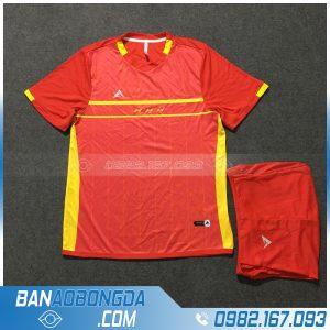 Áo Đấu Không Logo Eureka HZKW02 Babor Màu Đỏ