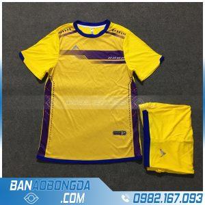 Áo Đấu Không Logo Eureka HZKW056 Amored Màu Vàng