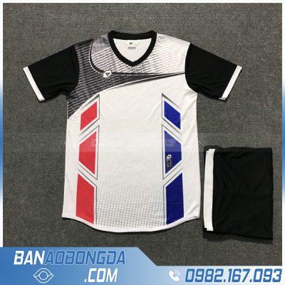 Áo Đấu Không Logo Fegan HZTA06 Obex Màu Trắng