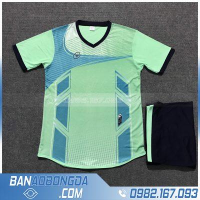 Áo Đấu Không Logo Fegan HZTA06 Obex Màu Xanh Ngọc