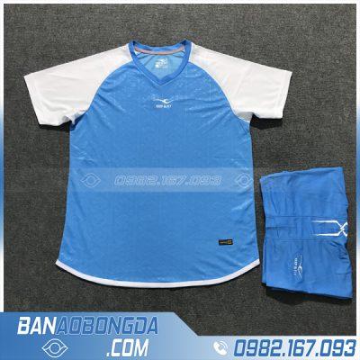 Áo Đấu Không Logo Keepfly HZTA03 Egix Màu Xanh Da Trời