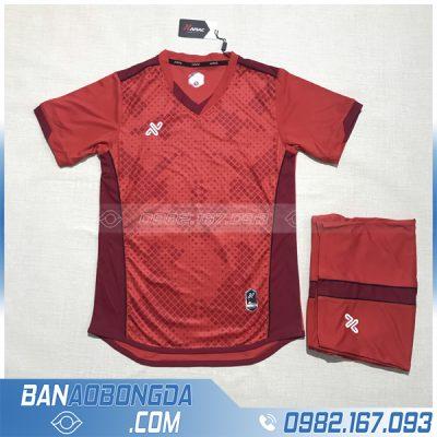 Áo Đấu Không Logo NB HZAM01 Karoo Màu Đỏ