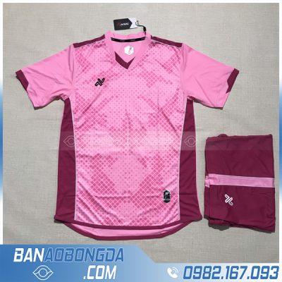 Áo Đấu Không Logo NB HZAM01 Karoo Màu Hồng