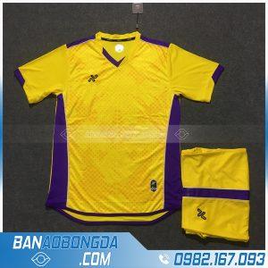 Áo Đấu Không Logo NB HZAM01 Karoo Màu Vàng