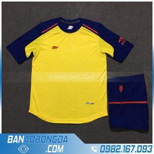 Áo Đấu Không Logo Riki HZTA03 Possi Màu Vàng