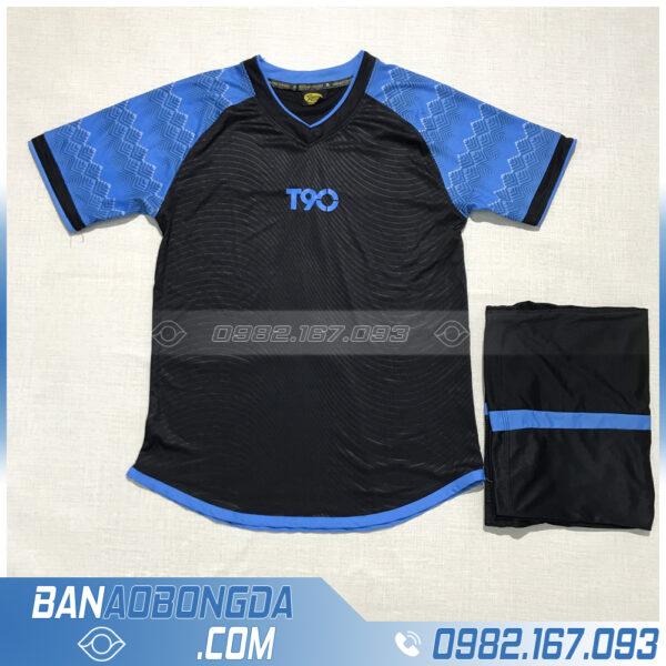 Áo Đấu Không Logo T90 HZDD01 Sheep Màu Đen