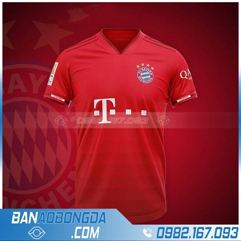 Áo bóng đá tự thiết kế đẹp