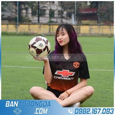 Áo bóng đá nữ cao cấp giá tốt