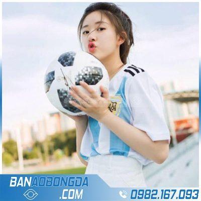 áo bóng đá nữ đẹp