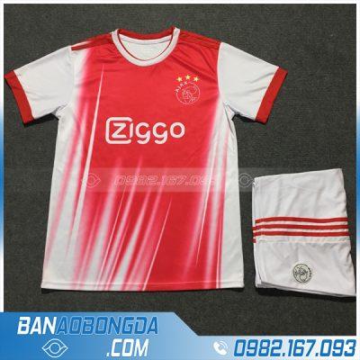 Quần áo bóng đá Ajax vải Thái Lan cao cấp