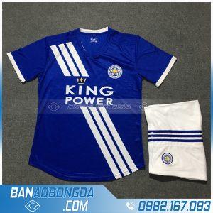 Áo Đấu Bóng Đá Leicester City Training 1 Màu Xanh Dương