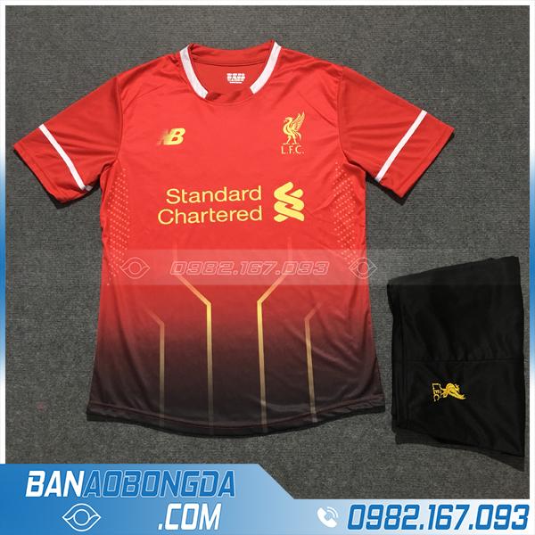 Áo Đấu Bóng Đá Liverpool 2020 Training 6 Màu Đỏ