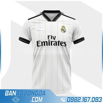 Áo Real Madrid tự thiết kế đẹp