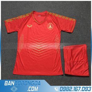 Áo Đấu Đội Tuyển Việt Nam 2020 Training 8 Màu Đỏ