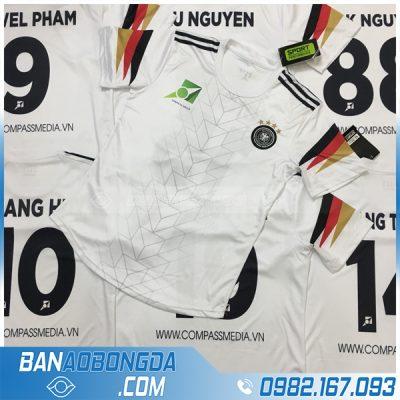 Áo đá banh đội tuyển quốc gia mới nhất