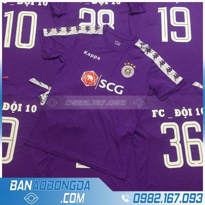Áo đá bóng vải Thái Lan đẹp nhất
