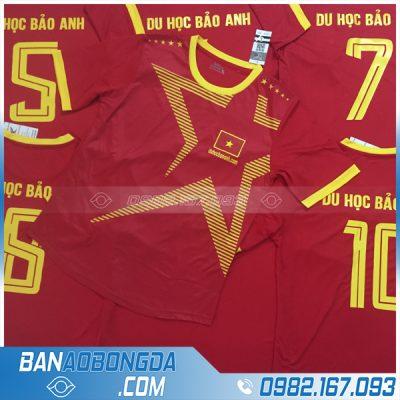 áo bóng đá đội tuyển Việt Nam mới nhất