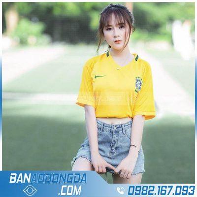 quần áo bóng đá nữ xịn
