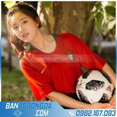 Áo bóng đá nữ 2020 đẹp