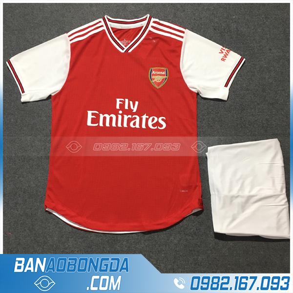 áo bóng đá câu lạc bộ arsenal sân nhà