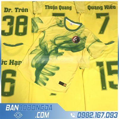 Dịch vụ thiết kế áo bóng đá