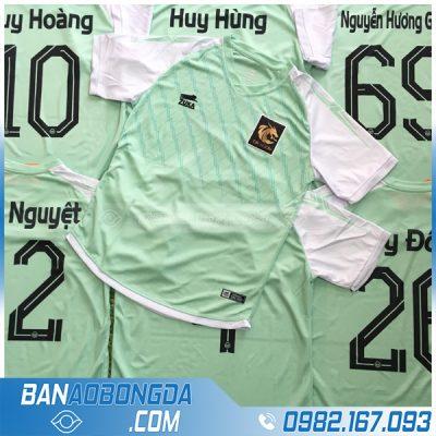 In áo bóng đá lấy ngay ở Hà Nội