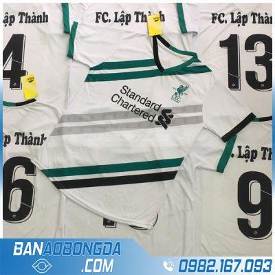 In áo bóng đá đẹp tại Hoàng Mai
