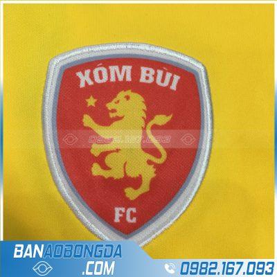 Logo áo đấu thêu đẹp mắt