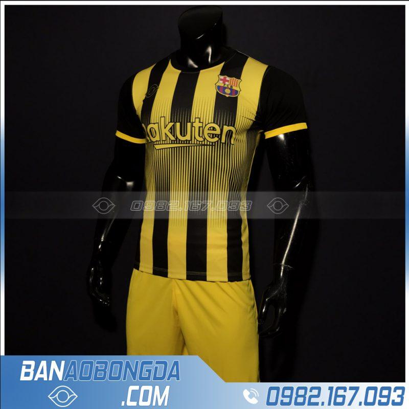 quần áo bóng đá câu lạc bộ Barca đẹp nhất