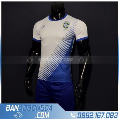 áo Brazil trắng 2021