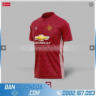 áo bóng đá MU 2021